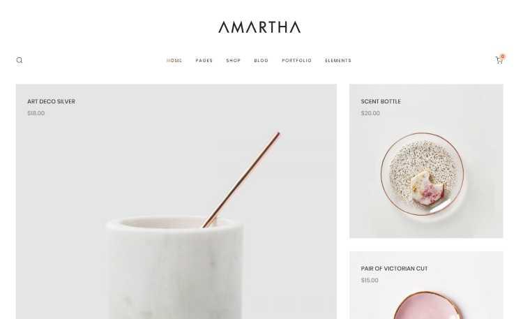 amartha wordpress theme
