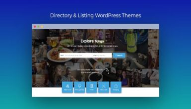 directory and listing wp theme