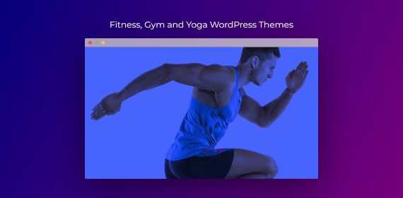 fitness and yoga wordpress theme