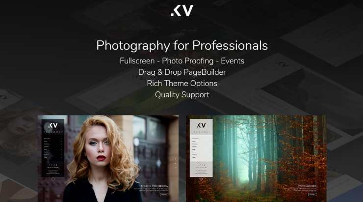 kreativa wordpress theme
