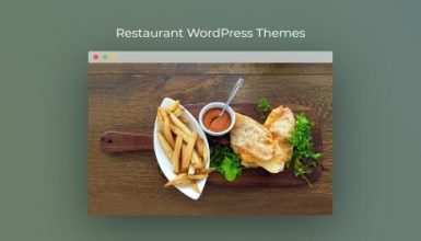 restaurant wp