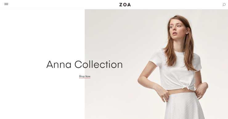 zoa wordpress theme